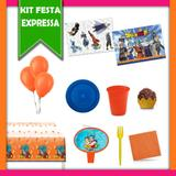 Kit Festa Expressa Dragon Ball Super - Festabox