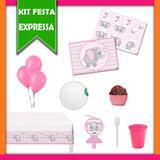 Kit Festa Expressa Elefantinha - Festabox