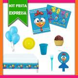 Kit Festa Expressa Galinha Pintadinha - Festabox