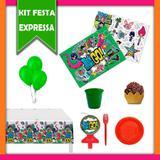 Kit Festa Expressa Jovens Titãs - Festabox