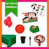 Kit Festa Expressa Luna Melancia - Festabox