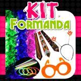 Kit Festa Formatura FORMANDA 50 pessoas - Festabox
