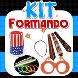 Kit Festa Formatura FORMANDO 50 pessoas - Festabox