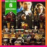 Kit Festa Harry Potter 08 Pessoas Econômico - Festabox