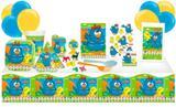 Kit Festa Infantil Galinha Pintadinha 24 Pessoas Econômico - Festabox