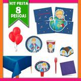 Kit Festa Infantil O Pequeno Príncipe 08 Pessoas - Festabox