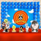 Kit Festa Ouro Baby Looney Tunes  - IMPAKTO VISUAL