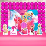 Kit Festa Ouro Barbie Dreamtopia - IMPAKTO VISUAL