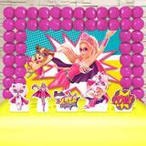Kit Festa Ouro Barbie Princesa - IMPAKTO VISUAL