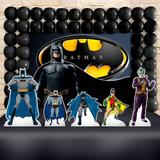 Kit Festa Ouro Batman  - IMPAKTO VISUAL