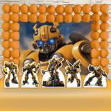 Kit Festa Ouro Bumblebee  - IMPAKTO VISUAL