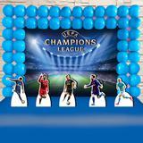 Kit Festa Ouro Champions League UEFA  - IMPAKTO VISUAL