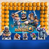 Kit Festa Ouro Clash Royale - IMPAKTO VISUAL
