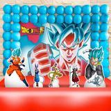 Kit Festa Ouro Dragon Ball - IMPAKTO VISUAL