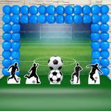 Kit Festa Ouro Futebol  - IMPAKTO VISUAL
