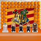 Kit Festa Ouro Harry Potter Cute - IMPAKTO VISUAL