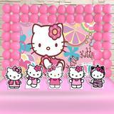 Kit Festa Ouro Hello Kitty - IMPAKTO VISUAL