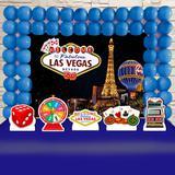 Kit Festa Ouro Las Vegas - IMPAKTO VISUAL