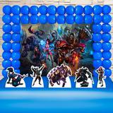 Kit Festa Ouro League of Legends - IMPAKTO VISUAL