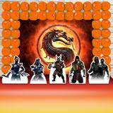 Kit Festa Ouro Mortal Kombat - IMPAKTO VISUAL