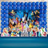 Kit Festa Ouro Mundo Disney - IMPAKTO VISUAL
