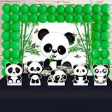 Kit Festa Ouro Panda  - IMPAKTO VISUAL