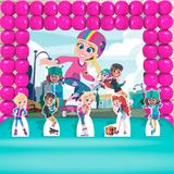 Kit Festa Ouro Polly Pocket - IMPAKTO VISUAL