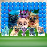 Kit Festa Ouro Puppy Dog Pals - IMPAKTO VISUAL