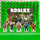 Kit Festa Ouro Roblox  - IMPAKTO VISUAL
