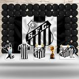 Kit Festa Ouro Santos Futebol - IMPAKTO VISUAL