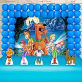 Kit Festa Ouro Scooby Doo - IMPAKTO VISUAL