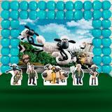 Kit Festa Ouro Shaun O Carneiro - IMPAKTO VISUAL