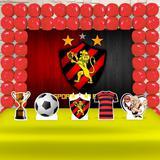 Kit Festa Ouro Sport Club Do Recife - IMPAKTO VISUAL