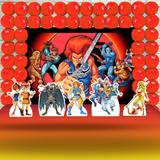 Kit Festa Ouro Thundercats  - IMPAKTO VISUAL