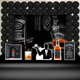 Kit Festa Ouro Whisky Boteco - IMPAKTO VISUAL