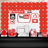 Kit Festa Ouro You Tube - IMPAKTO VISUAL
