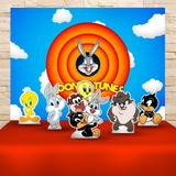 Kit Festa Prata Baby Looney Tunes  - IMPAKTO VISUAL