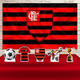 Kit Festa Prata Flamengo - IMPAKTO VISUAL