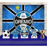 Kit Festa Prata Grêmio - IMPAKTO VISUAL