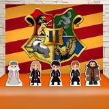 Kit Festa Prata Harry Potter Cute - IMPAKTO VISUAL