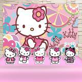 Kit Festa Prata Hello Kitty  - IMPAKTO VISUAL