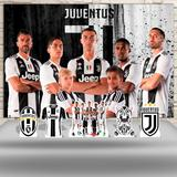 Kit Festa Prata Juventus   - IMPAKTO VISUAL