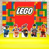 Kit Festa Prata Lego   - IMPAKTO VISUAL