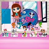 Kit Festa Prata Littlest Pet Shop - IMPAKTO VISUAL