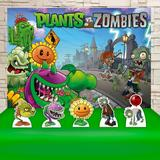 Kit Festa Prata Plants Vs Zombies  - IMPAKTO VISUAL