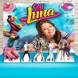 Kit Festa Prata Sou Luna - IMPAKTO VISUAL