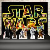 Kit Festa Prata Star Wars  - IMPAKTO VISUAL