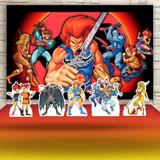 Kit Festa Prata Thundercats   - IMPAKTO VISUAL