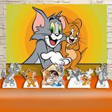 Kit Festa Prata Tom e Jerry  - IMPAKTO VISUAL