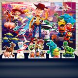 Kit Festa Prata Toy Story 4   - IMPAKTO VISUAL